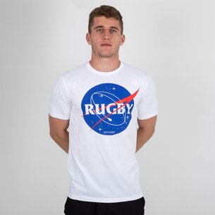 Rugby Division Space Graphic Camiseta de Rugby