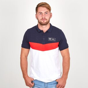Rugby Division Rampage Pique Off Field Polo de Rugby
