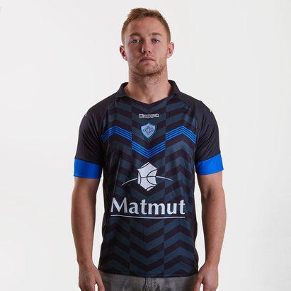 Kappa Castres Olympique 2018/19 3er Camiseta Replica de Rugby