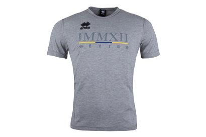 Errea Zebre 2017/18 Camiseta de entrenamiento de Rugby