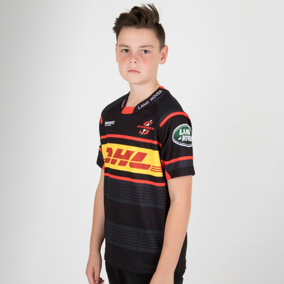 Genuine Connection Promotions Stormers 2018 Replica Super Rugby Camiseta de Rugby para Niños