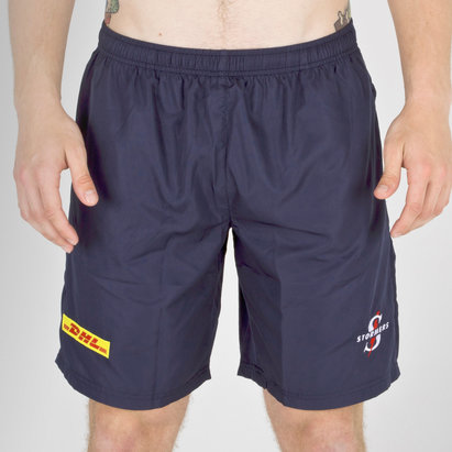 Genuine Connection Promotions Stormers 2018 Home Super Rugby Casual Shorts tejidos