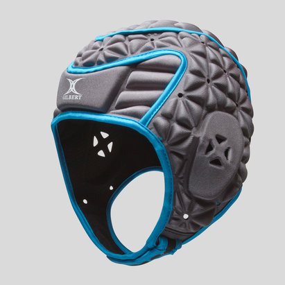 Gilbert Evolution Casco Protector de Rugby
