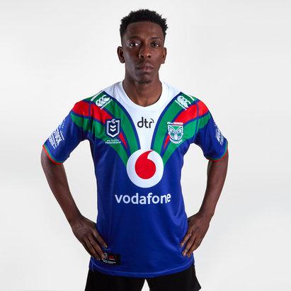 Canterbury Nueva Zelanda Warriors NRL 2019 Camiseta de Rugby