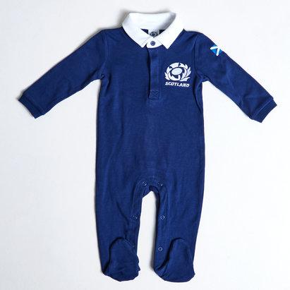 Escocia RFU 2018/19 Traje de Bebe