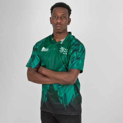 Samurai Kenya 7s 2018 RWC Alternativa Camiseta Replica De Rugby