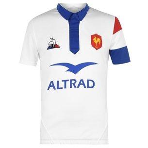 Le Coq Sportif Francia 2018/19 Camiseta de Rugby Alternativa