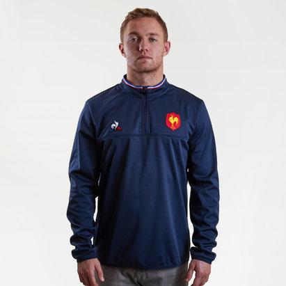 Le Coq Sportif Francia 2018/19 Top de Rugby de Entrenamiento