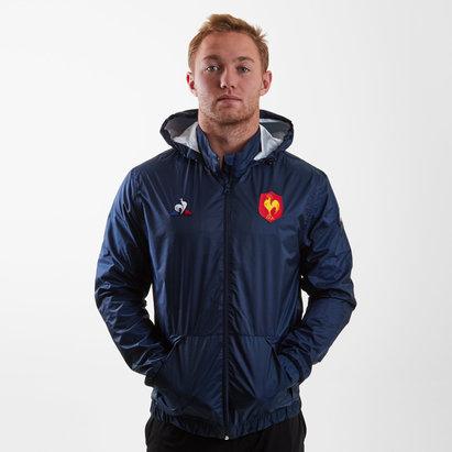 Le Coq Sportif Francia 2018/19 Chaqueta de Entrenamiento de Rugby