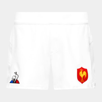 Le Coq Sportif Francia 2018/19 Shorts de Rugby para Niños