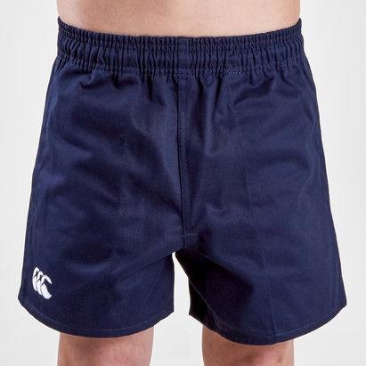 Canterbury Professional Cotton Shorts de Rugby para Niños