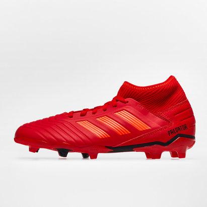 adidas Predator 19.3 FG Botas de Futbol para Niños