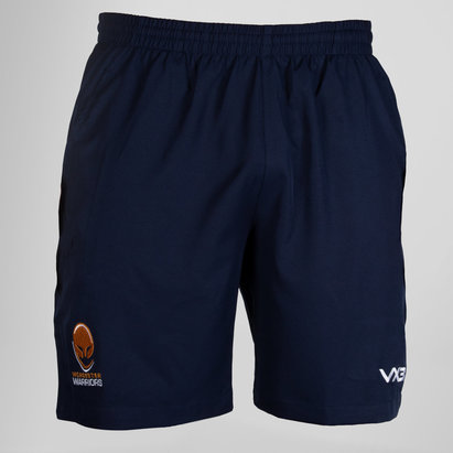 VX-3 Worcester Warriors 2018/19 Core Shorts de Gimnasio de Rugby para Niños