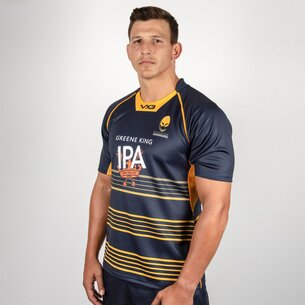 VX-3 Worcester Warriors 2018/19 Home - Replica, Camiseta de Rugby