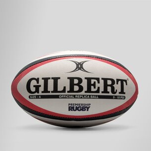 Gilbert Gloucester Replica de Rugby Balon Official