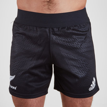 adidas Nueva Zelanda All Blacks 2018/19 Home Shorts de Rugby
