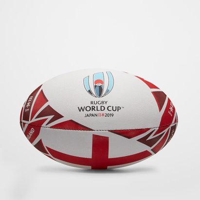 Gilbert RWC 2019 Inglaterra Replica Oficial Balon de Rugby