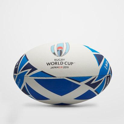Gilbert RWC 2019 Escocia Replica Oficial Balon de Rugby