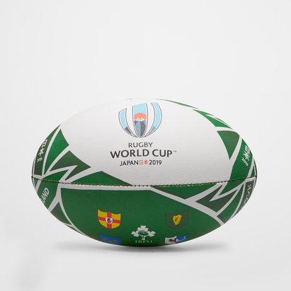 Gilbert RWC 2019 Irlanda Replica Oficial Balon de Rugby