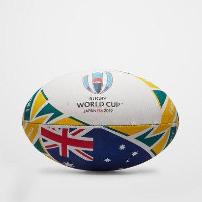 Gilbert RWC 2019 Australia Replica Oficial Balon de Rugby