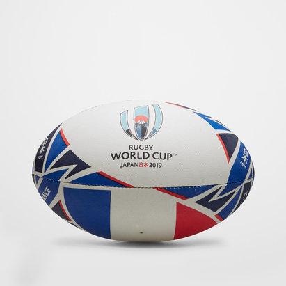 Gilbert RWC 2019 Francia Replica Oficial Balon de Rugby