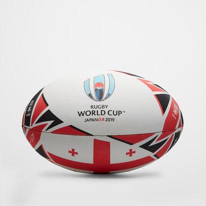 Gilbert RWC 2019 Georgia Replica Oficial Balon de Rugby