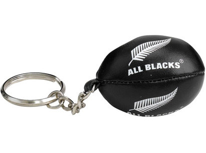 Gilbert All Blacks Llavero Balon de Rugby