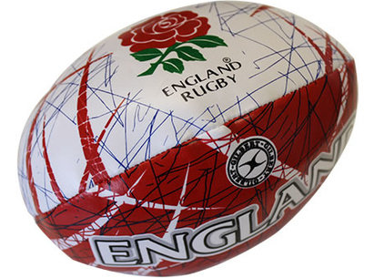 Gilbert Inglaterra Memento Balon Esponja de Rugby