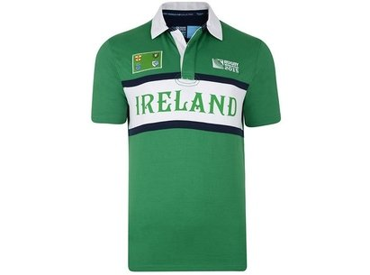 RWC15 Irlanda IRFU Chesband M/L Rugby
