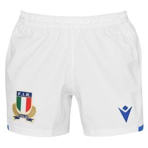 Macron Italy 20/21 Home Playing Shorts Mens