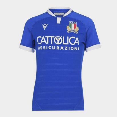Macron Camiseta Local Autentica Italia 20/21