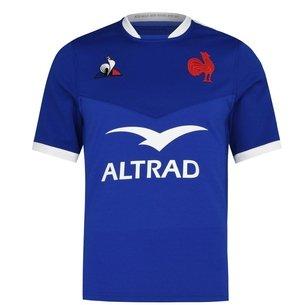 Le Coq Sportif Camiseta de Francia Local Pro 20/21