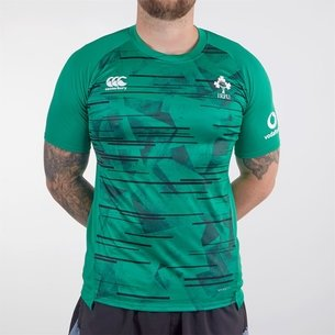 Canterbury IRFU Graphic T Shirt Mens