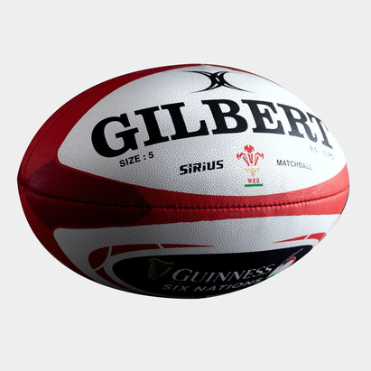 Gilbert Wales Official 6N Match Ball