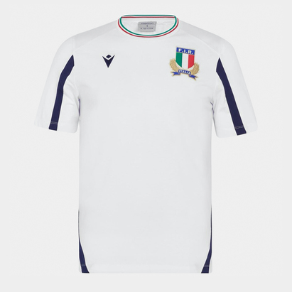 Macron Italy 21/22 Cotton T shirt Mens