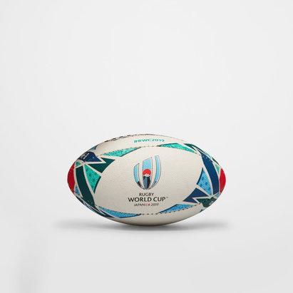 Gilbert RWC 2019 Replica Mini Balon de Rugby