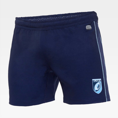 Macron Cardiff Blues 20/21 Home Shorts Mens