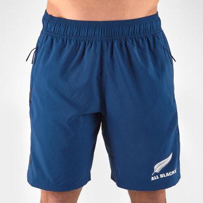 adidas Nueva Zelanda ALl Blacks 2019/20 Parley Shorts de Entrenamiento Tejidos