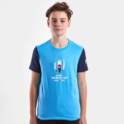 Canterbury RWC 2019 Grafica camiseta de Algodón para Niños