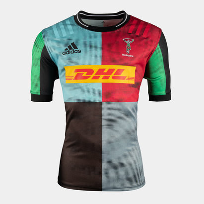 adidas Camiseta Replica de Adulto M/C Harlequins 2021/2022