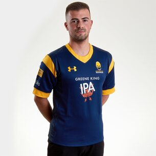 Under Armour Worcester Warriors 16/17 Home - Camiseta de Rugby