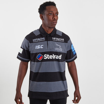 ISC Newcastle Falcons 2018/19 Home Classic Shirt