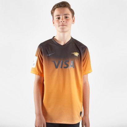 Nike Jaguares 2019 Alternativa Camiseta de Super Rugby para Niños
