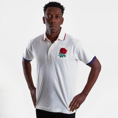 VX-3 England 2019/20 Vintage Rugby Polo Shirt