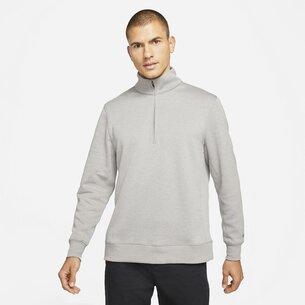 Nike Dri FIT Player Mens  half  Zip Golf Top