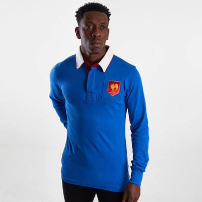 VX-3 France 2019/20 Vintage Rugby Shirt