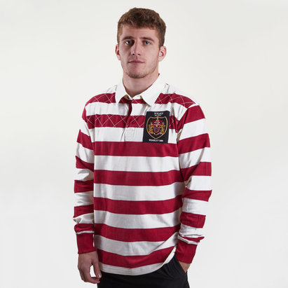 Saloni Heritage Billy Boston Hall of Fame Wigan Rugby League Shirt