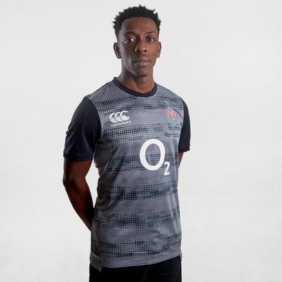 Canterbury England 2019/20 Players Drill T-Shirt