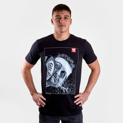 Rugby Division Ouch Graphic Rugby T-Shirt