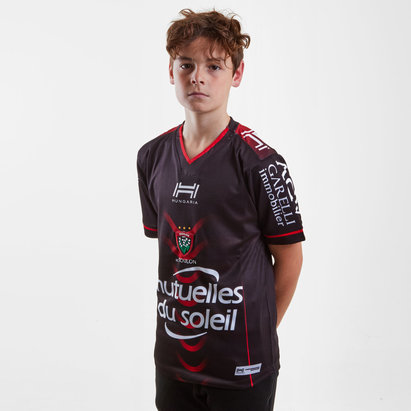 Hungaria Toulon 2018/19 Home Kids Replica Shirt